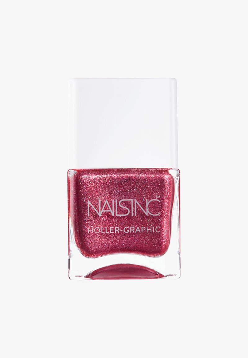 Nails Inc - HOLLER-GRAPHIC 14ML - Nagellack - 10502 molten my day