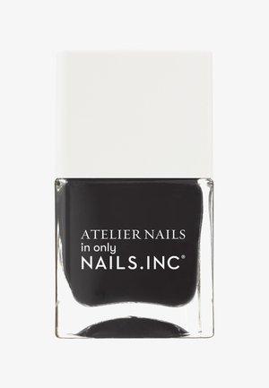 ATELIER NAILS - Nagellack - dark grey