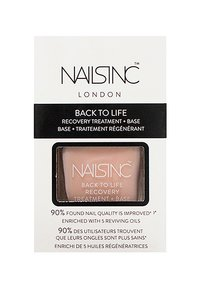 Nails Inc - BACK TO LIFE TREATMENT & BASE 14ML - Nagellak: base coat - 9262 neutral - 1