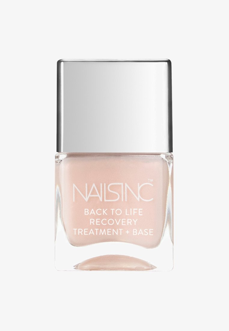 Nails Inc - BACK TO LIFE TREATMENT & BASE 14ML - Nagellak: base coat - 9262 neutral