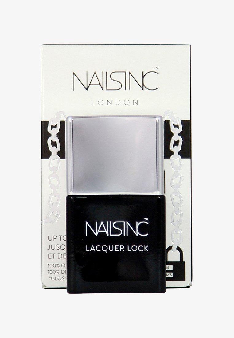 Nails Inc - LACQUER LOCK TOP COAT 14ML - Nagellak: top coat - 9636 neutral