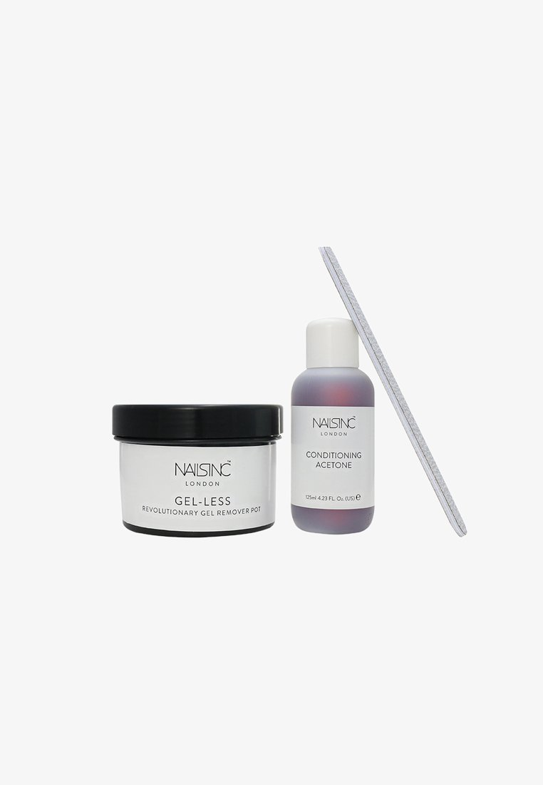 Nails Inc - AT HOME GEL REMOVAL - Nagelpflege-Set - 9793 neutral