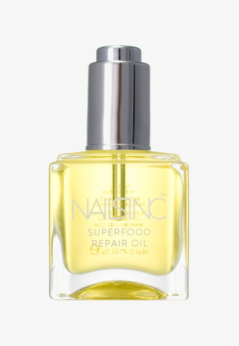 Nails Inc - SUPERFOOD OIL TREATMENT 14ML - Cura delle unghie - 8297 neutral