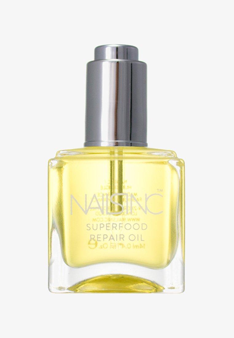 Nails Inc - SUPERFOOD OIL TREATMENT 14ML - Neglepleje - 8297 neutral