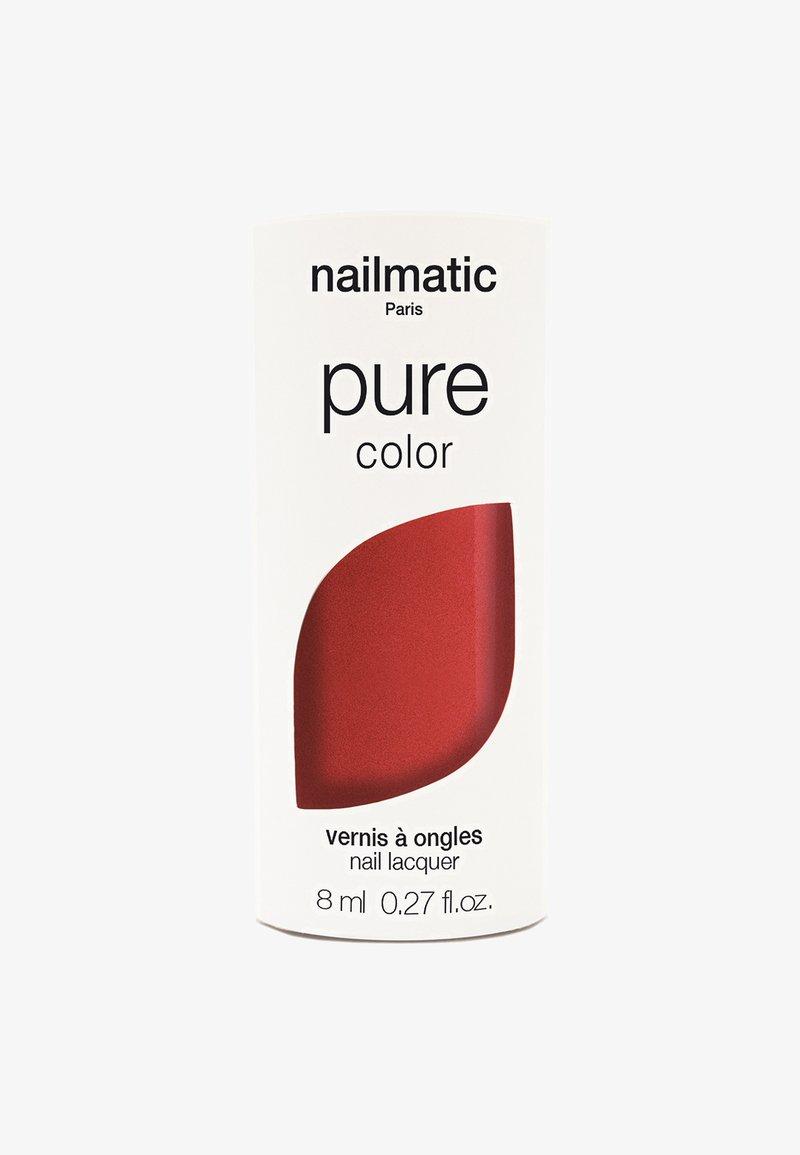 nailmatic - SUSTAINABLE NAIL POLISH 8ML - Nail polish - amourf