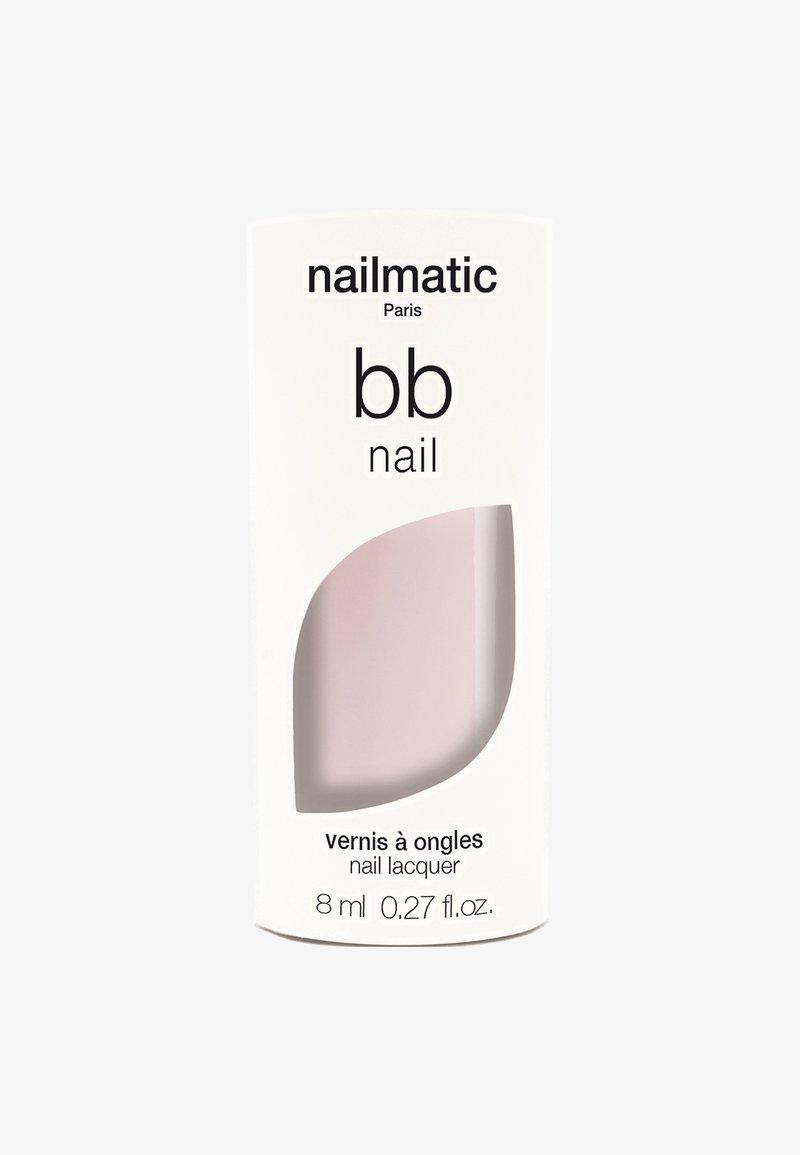 nailmatic - SUSTAINABLE NAIL POLISH BB NAIL 8ML - Nail polish - bblightf