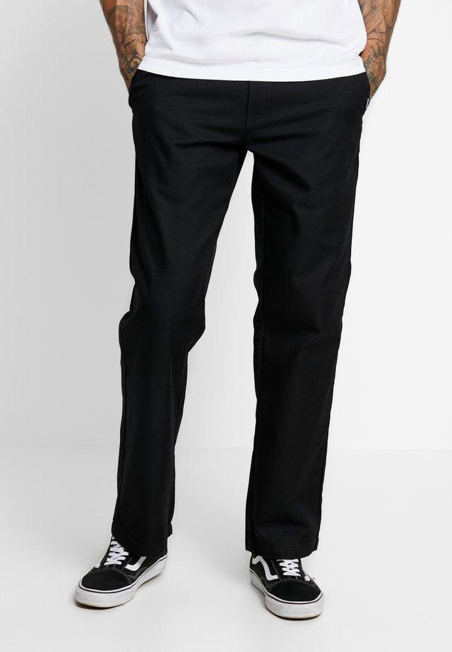 MILAN  - Pantalones chinos - black