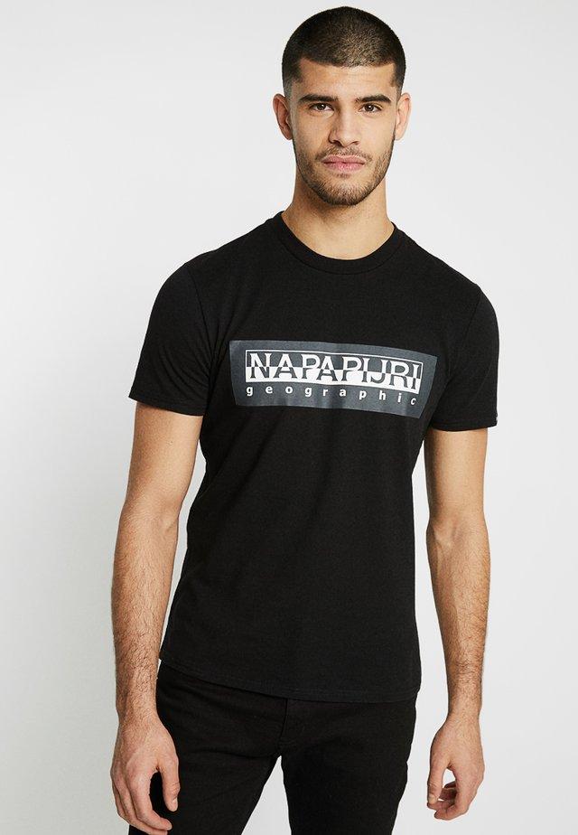 SELE - T-Shirt print - black