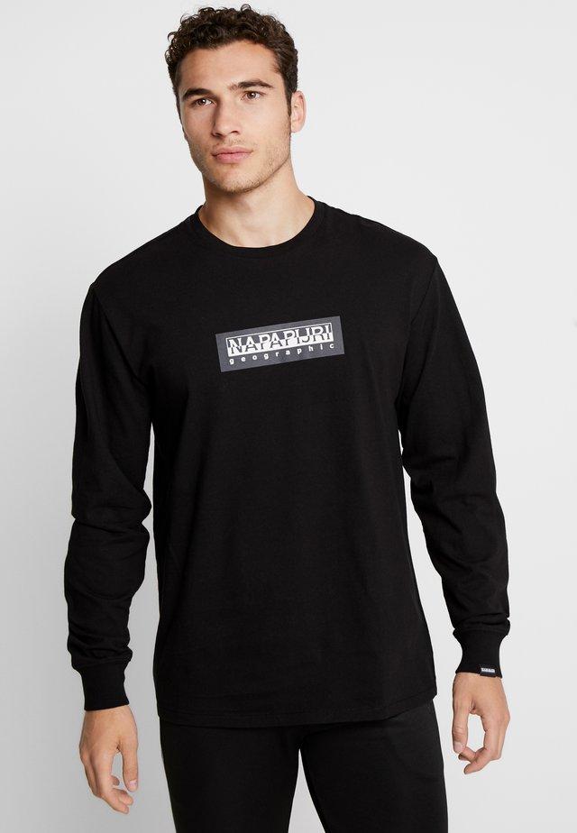 SOX - Long sleeved top - black
