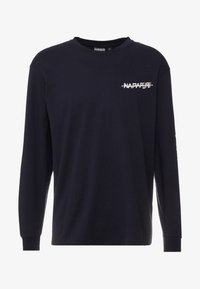 Napapijri The Tribe - SOLT  - Maglietta a manica lunga - blu marine - 3