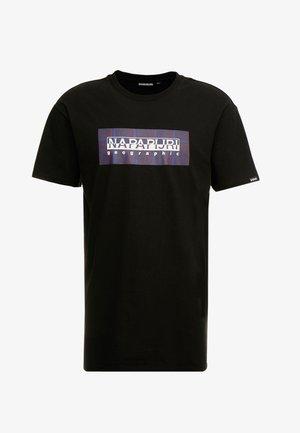 SOX CHECK  - T-shirt print - black