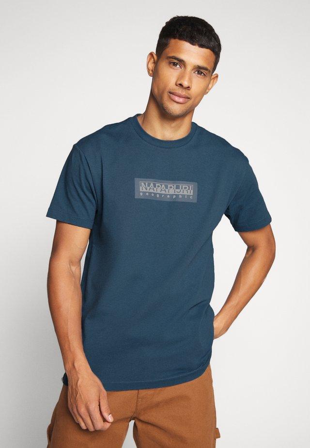 SOX  - T-shirts med print - mallard blue