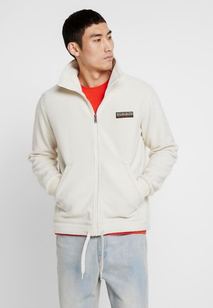 TASE - Fleece jacket - whitecap gray