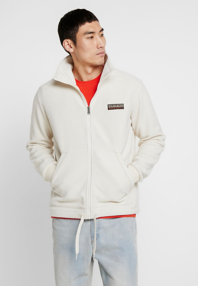 TASE - Fleecejacke - whitecap gray
