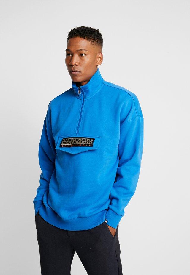 BAO  - Sweatshirt - blue snorkel