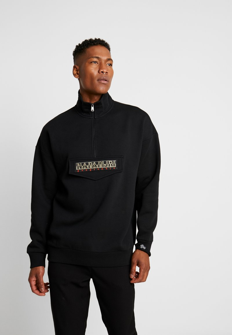 Napapijri The Tribe - BAO  - Sudadera - black