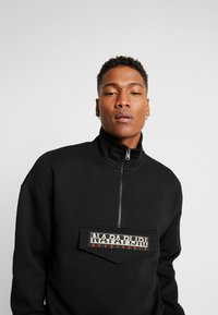 Napapijri The Tribe - BAO  - Sudadera - black - 3