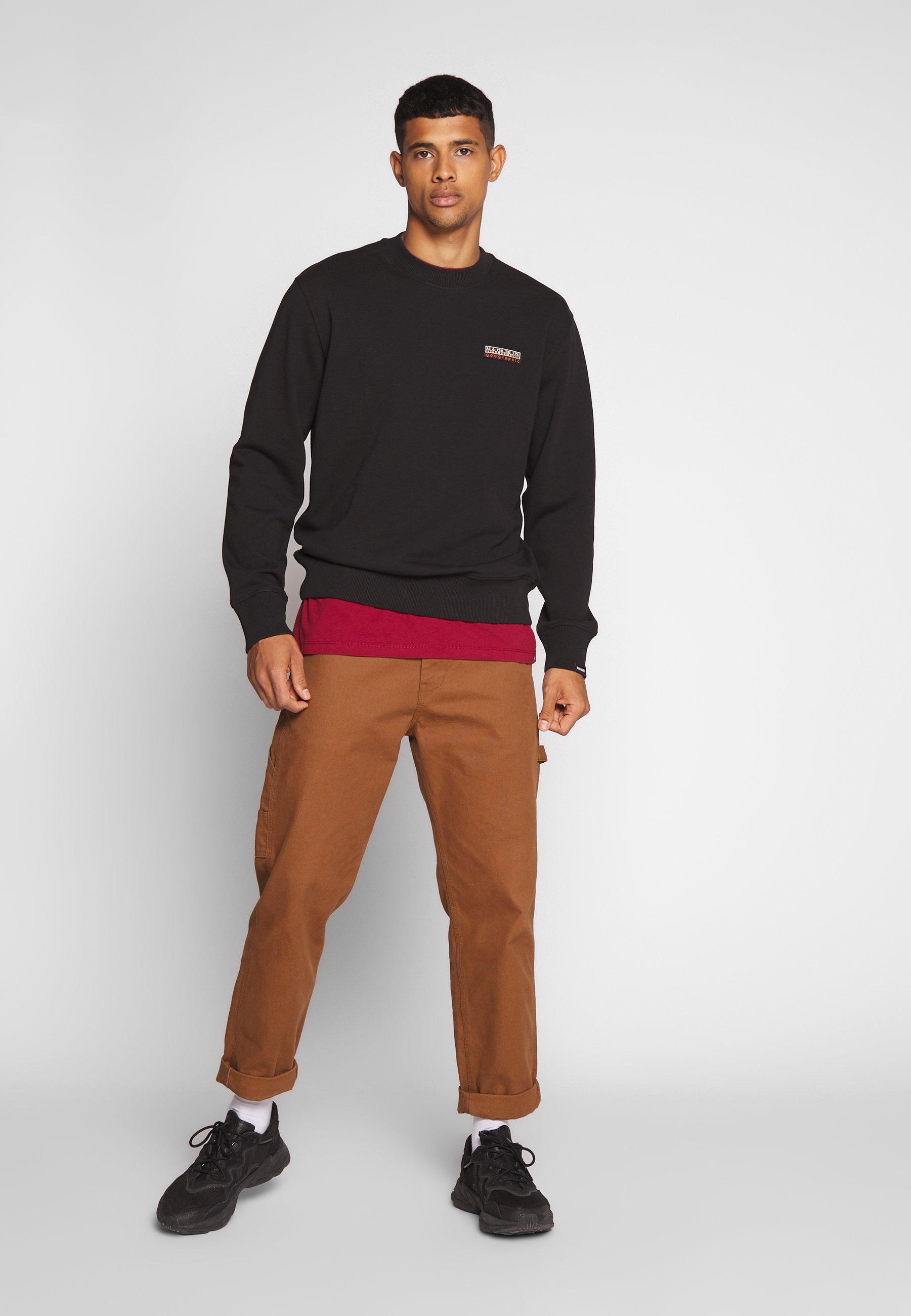 Napapijri The Tribe Base - Sweater Black