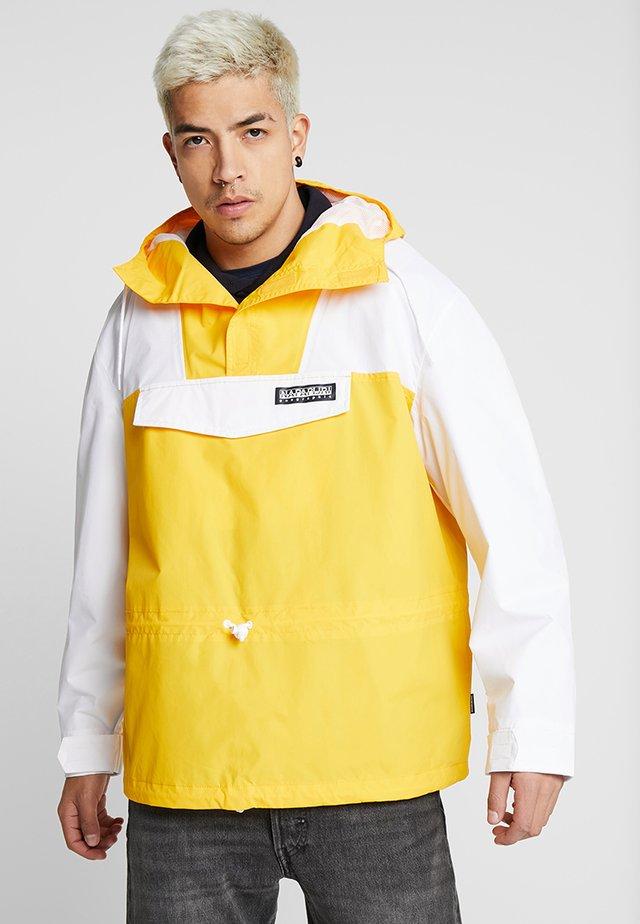 SKIDOO - Windbreaker - yellow/white