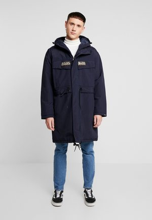 SKIDOO CREATOR - Vinterkåpe / -frakk - blu marine