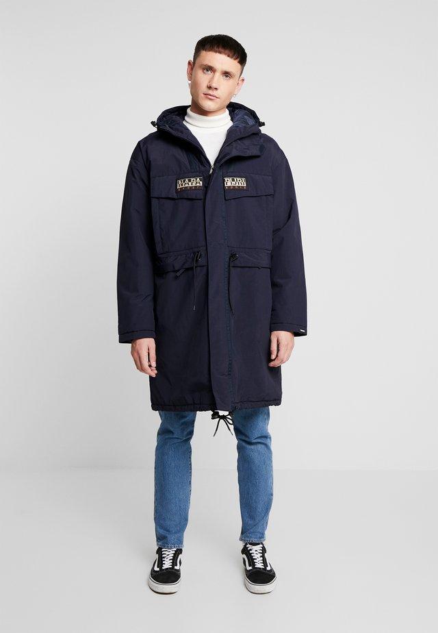 SKIDOO CREATOR - Abrigo de invierno - blu marine