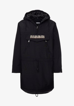 RAINFOREST LONG - Parka - black