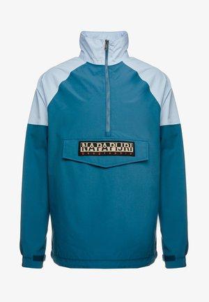 ASTROS - Windbreaker - mallard blue