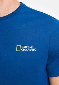National Geographic - Basic T-shirt - blue - 2