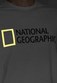 National Geographic - Print T-shirt - white - 3
