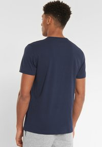 National Geographic - Print T-shirt - navy - 1