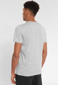 National Geographic - Print T-shirt - light grey melange - 1