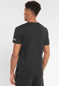 National Geographic - Print T-shirt - black - 1