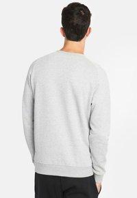 National Geographic - WITH LOGO - Sweatshirt - light grey melange - 1