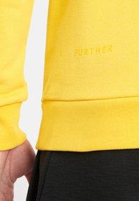 National Geographic - WITH LOGO - Sweatshirt - lemon chrome - 2