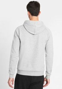 National Geographic - Hoodie - light grey melange - 1