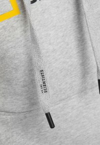 National Geographic - Hoodie - light grey melange - 2