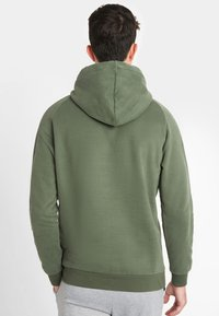 National Geographic - Hoodie - olive - 1