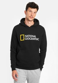 National Geographic - Hoodie - black - 0