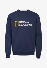National Geographic - Sweatshirt - navy - 5
