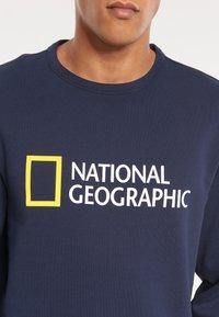 National Geographic - Sweatshirt - navy - 2