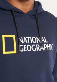 National Geographic - Hoodie - navy - 2