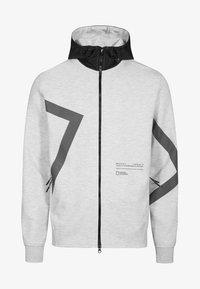 National Geographic - Zip-up hoodie - light grey melange - 5