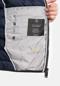 National Geographic - Winter jacket - navy - 3