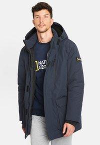 National Geographic - CITY ADVENTURER  - Winter coat - navy - 2