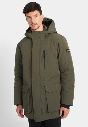 CITY ADVENTURER  - Winter coat - dark olive