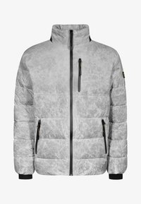 National Geographic - Winter jacket - light grey - 4