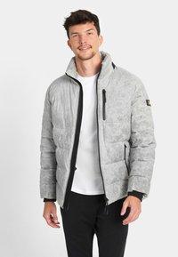 National Geographic - Winter jacket - light grey - 0
