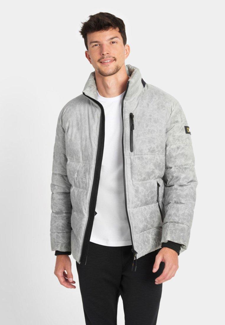 National Geographic - Winter jacket - light grey