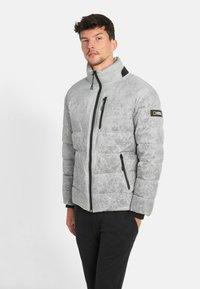 National Geographic - Winter jacket - light grey - 2