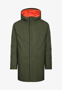 National Geographic - 2-IN-1 - Parka - dark olive - 6